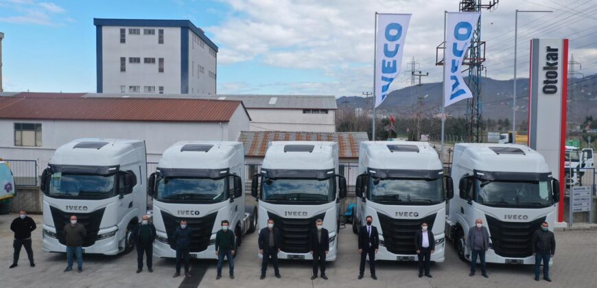 iveco teslimat
